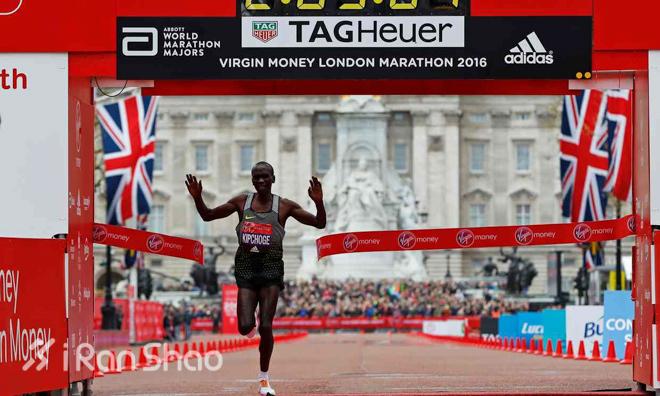 2016年伦敦马拉松冠军