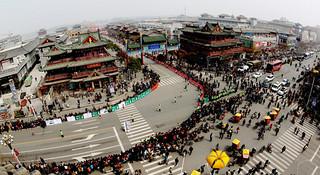 2016年第十届郑开国际马拉松参赛指南