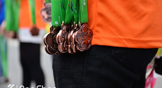 跑者的赛事-- 2014无锡国际马拉松掠影