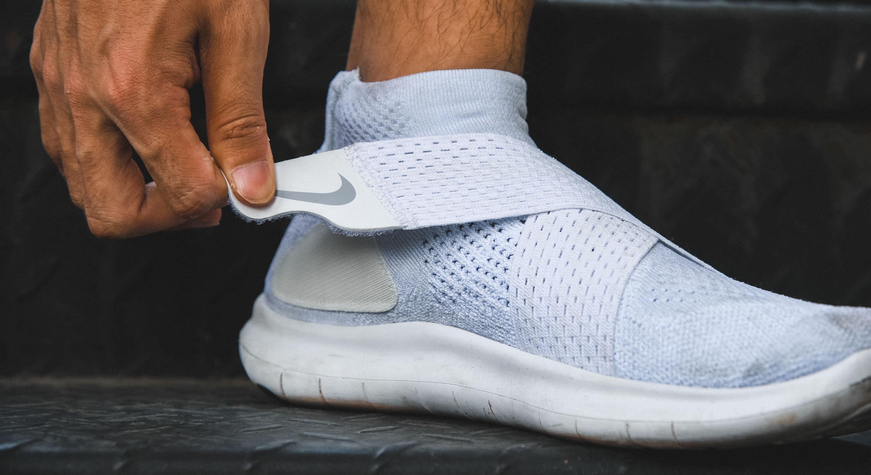 跑鞋 | 无鞋带捆绑体验 Nike Free RN Motion FK深度评测