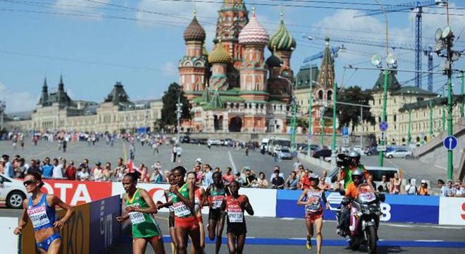 莫斯科马拉松