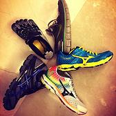 我的跑步历程和我的各种跑步装备
