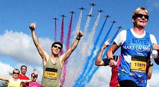 马拉松城纪 | 大北赛,英国的全民跑步盛宴