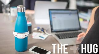健康水管家—The Hug智能饮水传感器