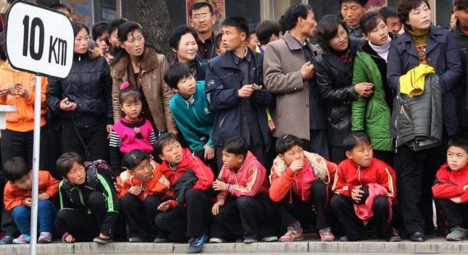 热点 | 朝鲜半岛局势紧张?刚跑完平壤马拉松的他却说……