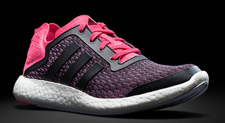 当科技遇上时尚—Adidas Pure Boost Reveal生活跑鞋