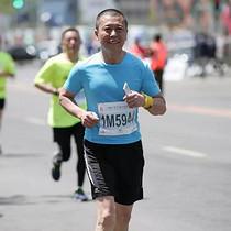 2017大连国际马拉松