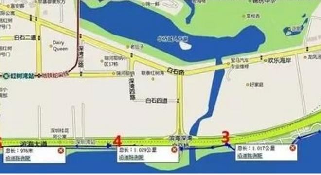 深圳国际夜间马拉松嘉年华