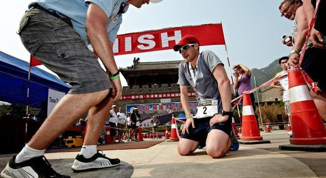 天津黄崖关长城马拉松