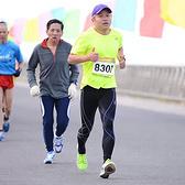 从无锡跑到南京——2014我的马拉松