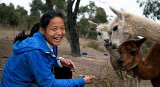 人物 | 雪山玫瑰 独家专访2017国家地理年度探险人物:Mira Rai