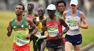 里约奥运 | 男子马拉松 基普乔格续写不败神话