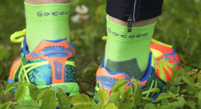 小装备大作用—常见4款品牌跑步袜实测