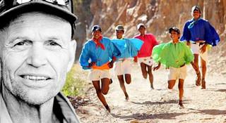 天生就会跑主人公的主场赛事——墨西哥铜谷超级马拉松