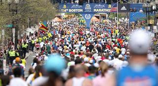 """2015波士顿马拉松报名结束,真实""""BQ""""大幅提高"""