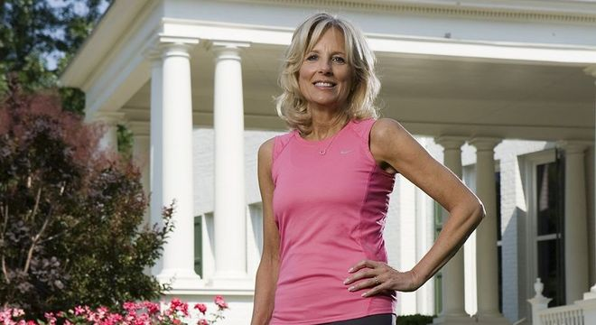 未来美国第一夫人吉尔·拜登:人生古稀,奔跑下去