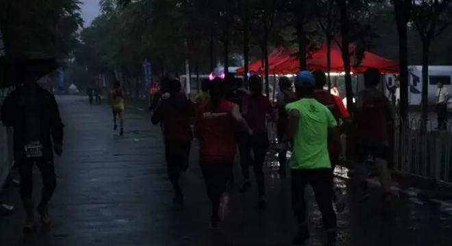2019爱江山越野跑夜赛暨凤凰岭第五届户外活动