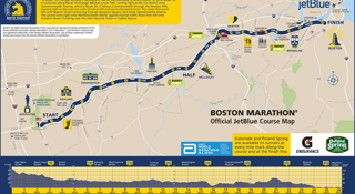 波士顿马拉松赛事指南