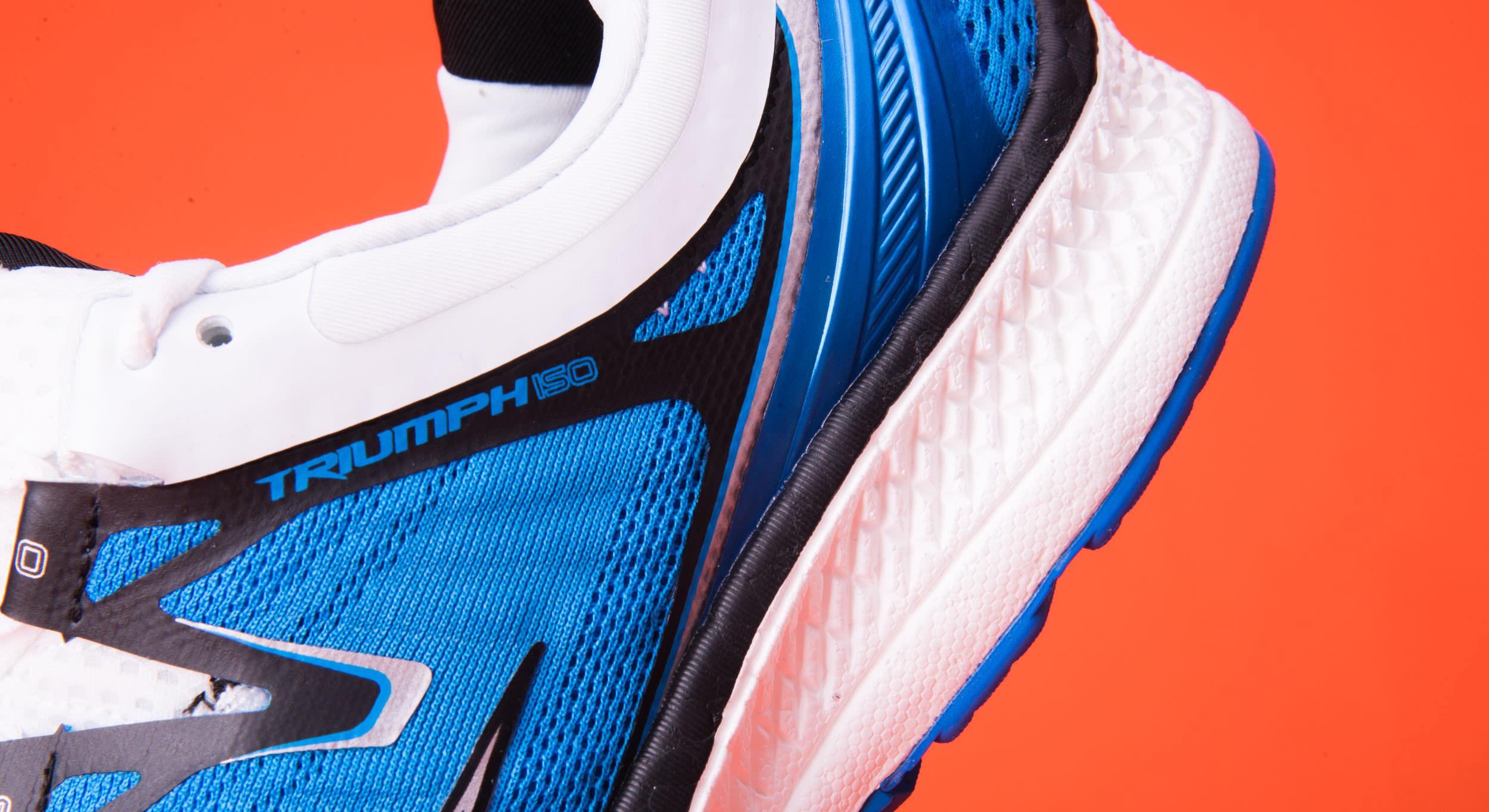 开箱 | Saucony Triumph ISO 4 顶级缓冲的入门跑鞋