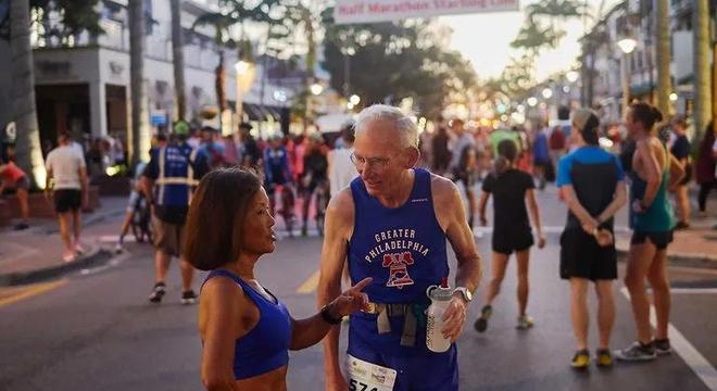 60岁的身体30岁的体能 我们可以从老年跑者学到些什么