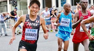 深度 | 日本马拉松实力如此强悍 为何总是无缘大赛奖牌?