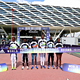 阿迪达斯ADIZERO助推跑者在多项比赛中缔造新纪元—— 在阿迪达斯总部举办的各项测试比赛中,多项世界纪录被打破!