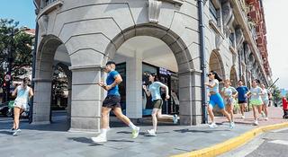 轻盈迈步,悦享健康  New Balance X 新元素轻盈享跑活动畅快开启