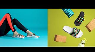 解放双脚  跑者的夏日清凉——拖鞋
