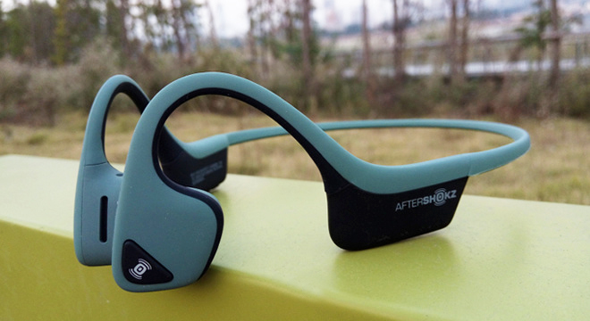 听歌无拘束 运动更安全,Trekz Air骨传导蓝牙耳机体验