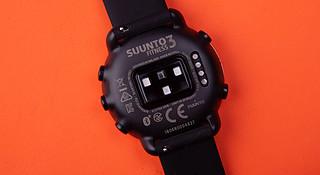 开箱 | SUUNTO 3 FITNESS 这是一块什么样的手表