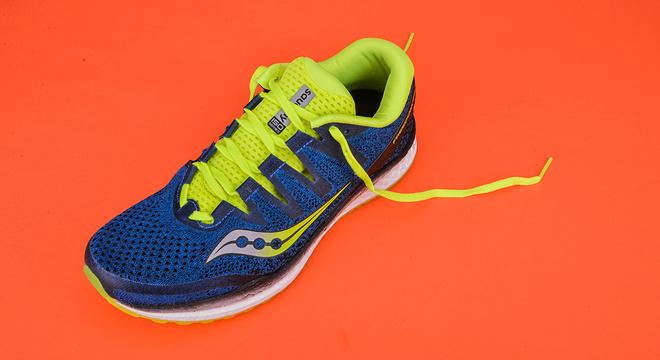 开箱   Saucony Freedom ISO 2 定义全新的完美轻量跑鞋