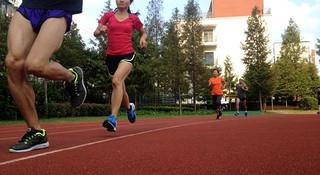 2013耐克(Nike)上海马拉松 UMT精英Pacer训练营记录(3)