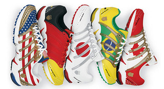 铁人的爱国情怀—K-Swiss 夏威夷铁三跑鞋限量版
