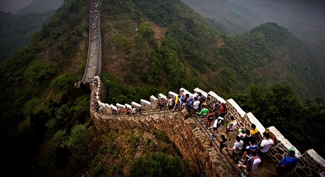 TopX   2016全球马拉松推荐榜出炉 总有一席被中国占据