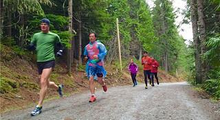 温哥华马拉松 | 跑在惠斯勒的宁静之地