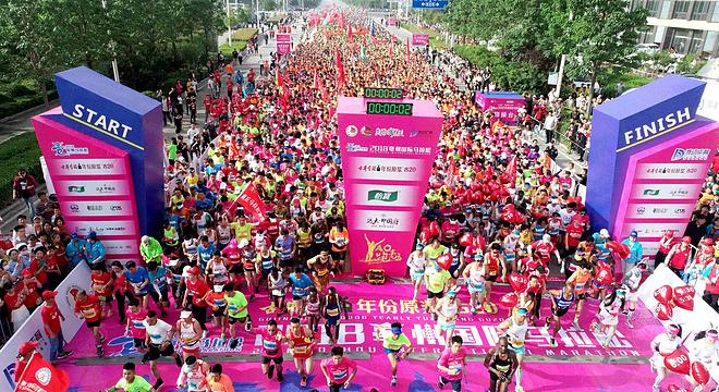 2019亳州国际马拉松