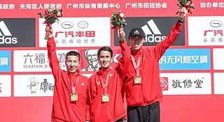 2020锡马明日报名 广马诞生中国业余跑者奥运达标第一人 | 跑圈十件事