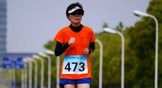 """马拉松一年级生【四】""""天才""""少女的马拉松"""