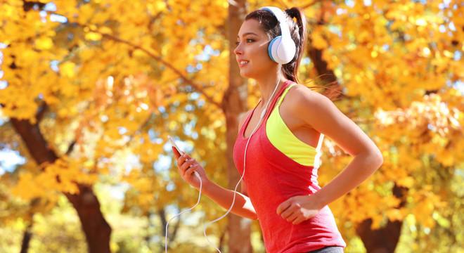 秋季跑步完全指南