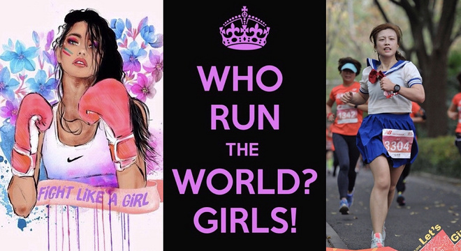 女子10K赛记|Who run the world? Girls!