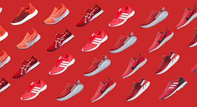 红红火火过大年 那些喜气洋洋的跑鞋