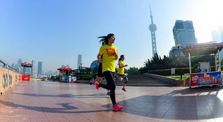 上马 | 侬好,魔都:上海半程马拉松探路报告