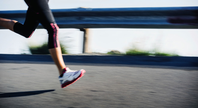 为什么足跟痛那么钟意跑步人