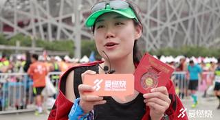 三万分之一 | 2016北京马拉松精彩瞬间