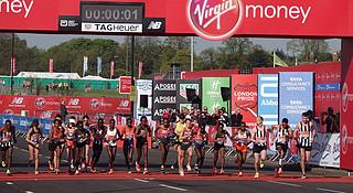 赛道速读 | 上半马扬马伦敦马被高温天气抢戏 基普乔格依旧无敌手