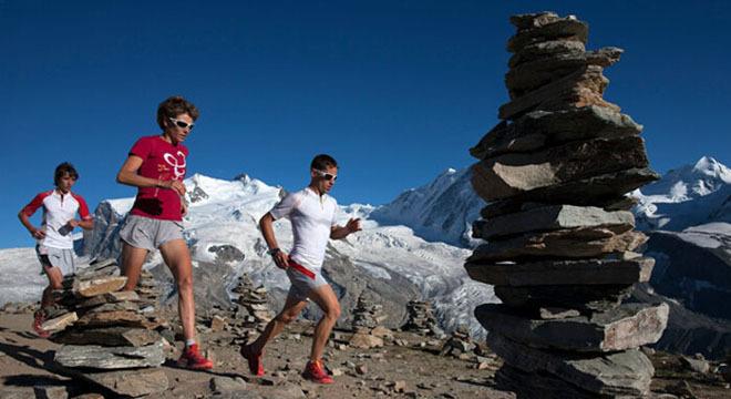 享受世界上最纯净的空气—马特洪峰超级越野赛