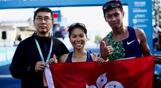 专访 | 从护士成为奥运选手 跑赢比赛和爱情的姚洁贞
