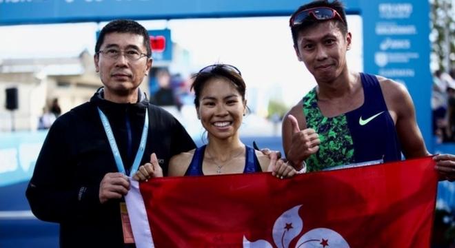 專訪 | 從護士成為奧運選手 跑贏比賽和愛情的姚潔貞