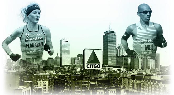 波士顿马拉松 | 精英选手的歌单值得拥有 听完后你可以跑得更快