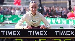 深度 | 女子马拉松世界纪录15年未破 也许是历史选中了她!